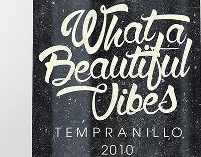 QUOTE WINE / label design