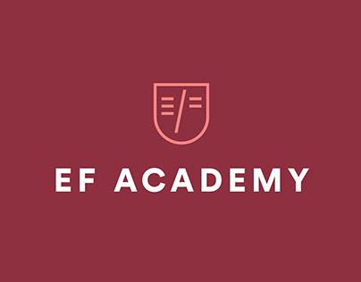 EF Academy - Brand Refresh