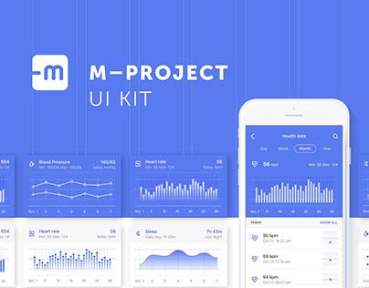 Medical & Healthcare iOS UI Kit