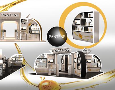 Pantene Booth (Egypt)
