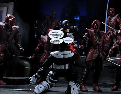 Daredevil - Shadowland Photoset