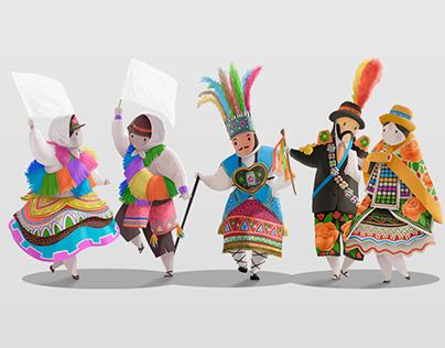 Danzas y Costumbres 2