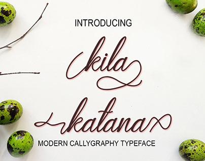 Kila Katana Script