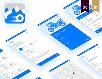 VeStat App