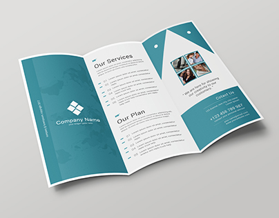 Corporate Trifold Brochure Download