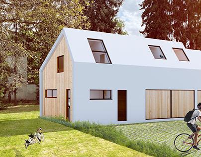 NZEH ┃ housing berlin