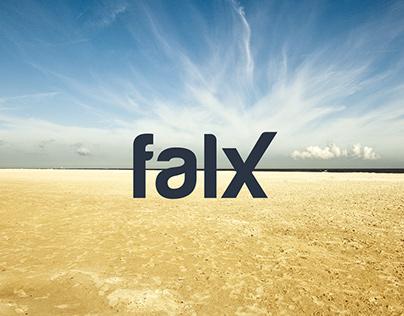 Electronic brand «FALX»