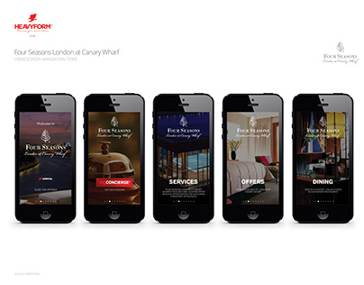 Four Seasons Iphone App