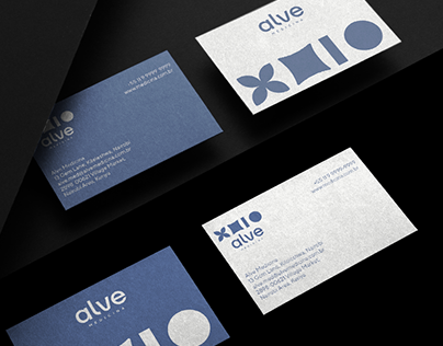Alve Medicina Visual Identity/Naming
