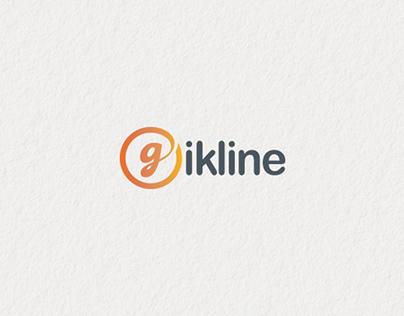 GIKLINE   Branding   Logo