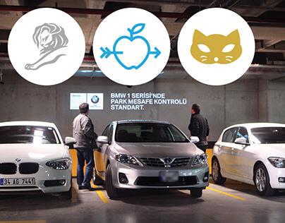 BMW / The Wall Sensor