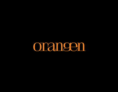 orangen - my favourite fruit