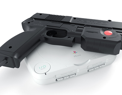 G-Con45 & Playstation One