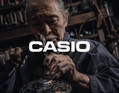 Online watch store CASIO