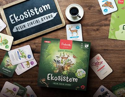 Ekosistem Besin Zinciri Oyunu