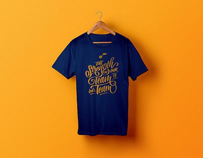 Utah Jazz Shirt Design