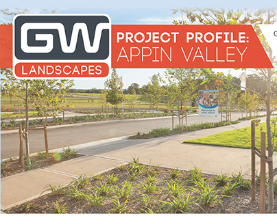 Project Profile: Appin Valley - GW Landscapes