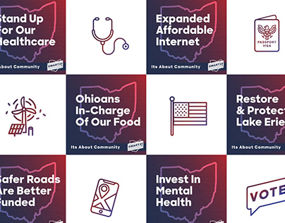 Campaign Branding | Swartz For Senate