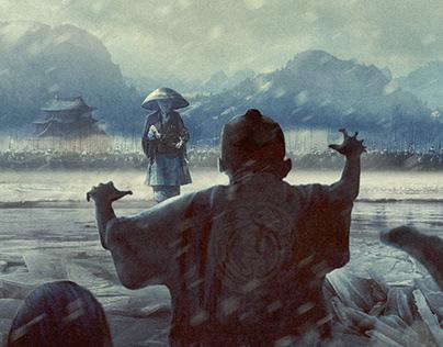 Edo War Z / The Monk