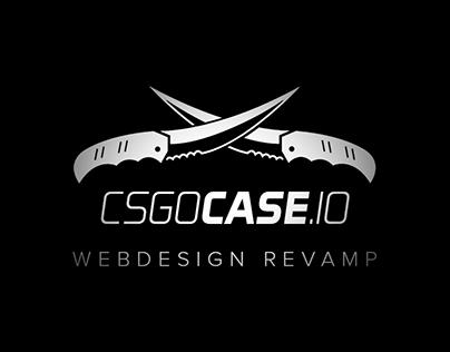 CSGOCASE - Webdesign