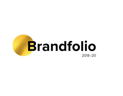 Brandfolio 2018-20