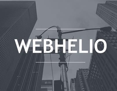 Webhelio Redesign