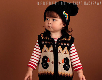 """BEBE DE PINO × TAKAO NAKAGAWA""Autumn collection 2016"