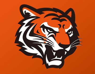 Cincinnati Bengals logo concept