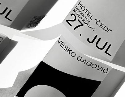 Vesko Gagovic Exhibition