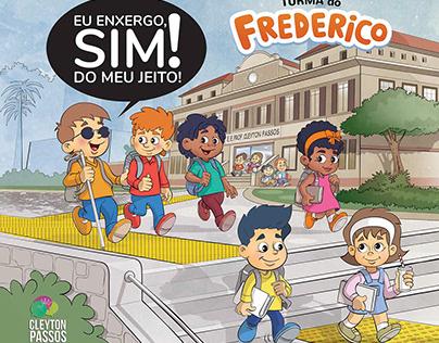 ilustração livro-capa