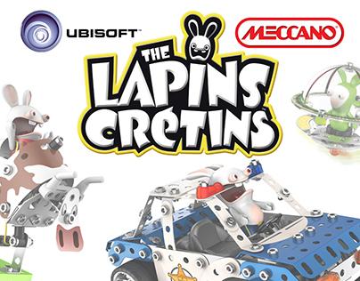 The Lapins Crétins (MECCANO)
