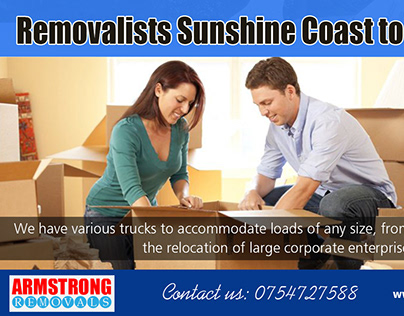 Removalists Sunshine Coast to Melbourne | Call - 075472