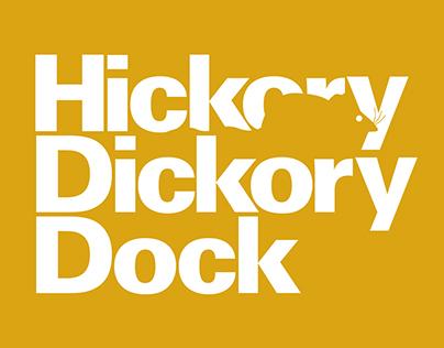 Hickory Dickory Dock - Nursery Rhym