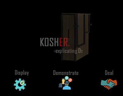 Kosher - Exhibition Plug in