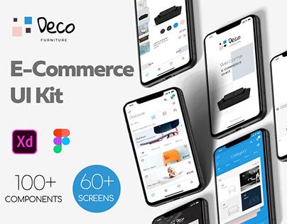 Deco E-Commerce UI Kit