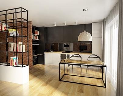 Apartment-ul.Nadwiślańska