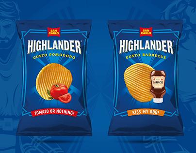 Highlander 2018 - Crunchy and Brave