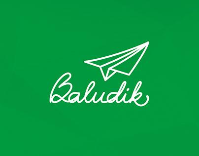 Baludik Logo