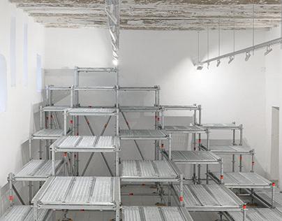 Framescape: Ephemeral Furnitecture
