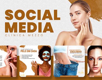 Social Media | Clínica Mezzo