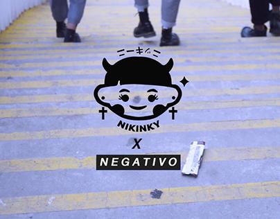 Nikinky x Negativo - Fashion film