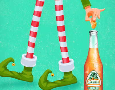 Jarritos Holiday Instagram Animations