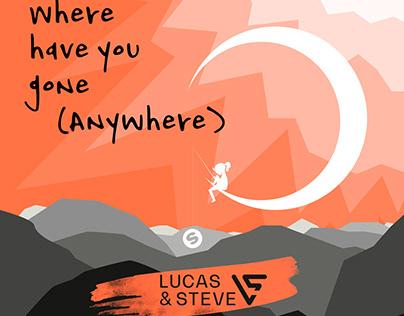 Cover-Design für ADOBE und Lucas&Steve