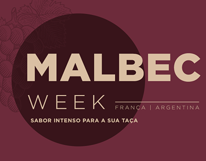 Malbec Week - Angeloni