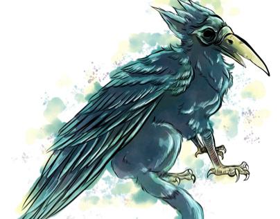 Grievers creature design