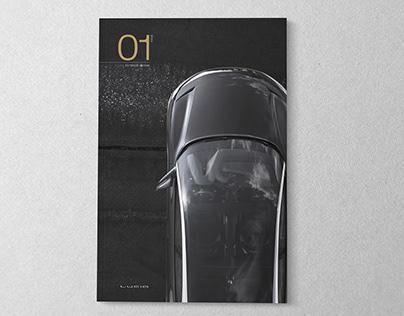 Lucid Motors Exterior Magazine