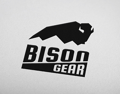 Bison Gear - Visual identity for outdoors brand