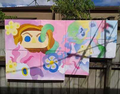 Kindergarten Murals