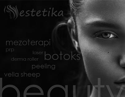 Estetika Beauty Center.