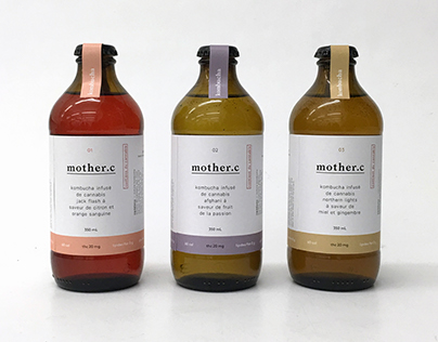 Mother.c Kombucha
